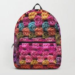 Crochet Grannysquare #2 Backpack