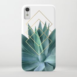 Agave geometrics iPhone Case