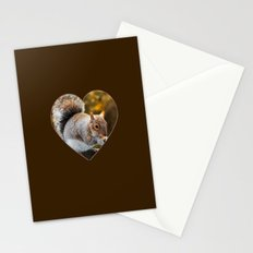 Squirrel nutkin Stationery Cards
