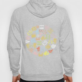 Cinema circle Hoody