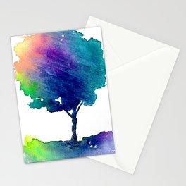 Hue Tree Stationery Cards