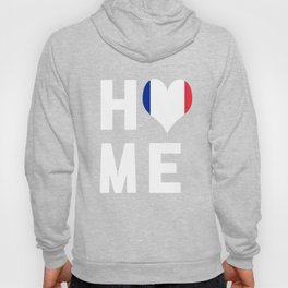 France Is My Home Tshirt Hoody