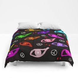 Eyes open Comforters