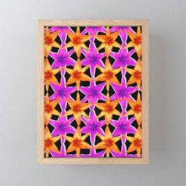 star star flo Framed Mini Art Print