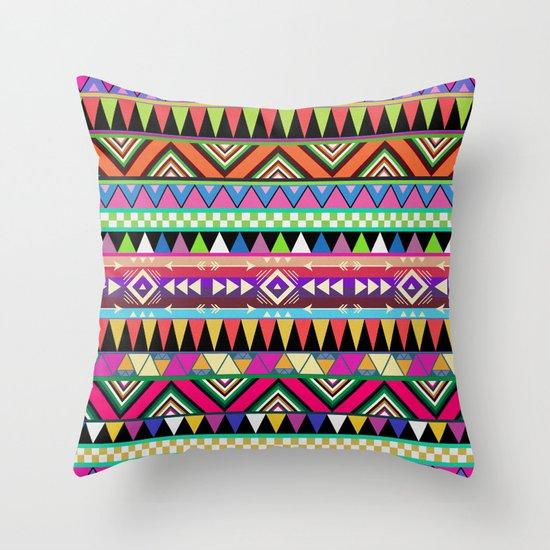 OVERDOSE Throw Pillow