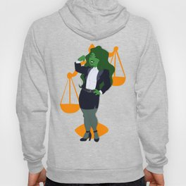 Judge, Jury, and Executioner Hoody