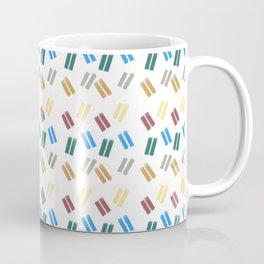 Bright Birthday / Christmas Confetti Pattern Coffee Mug