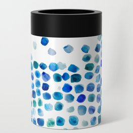 Sea Glass Can Cooler