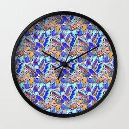 skates Wall Clock