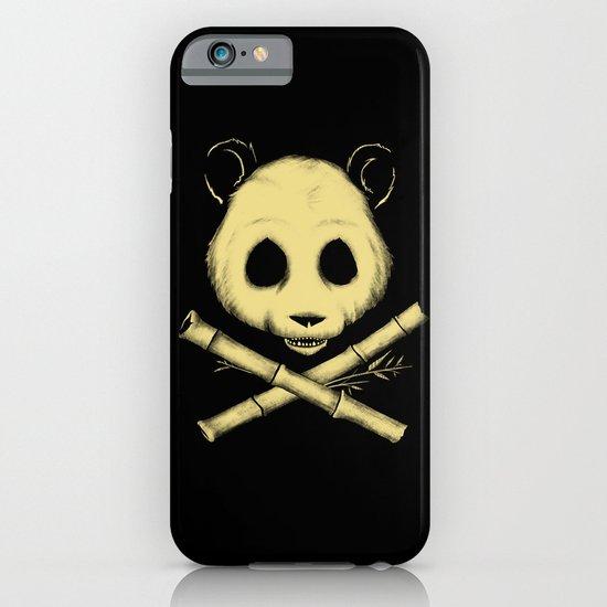 The Jolly Panda iPhone & iPod Case