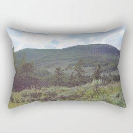 Mountain-Tranquility Rectangular Pillow