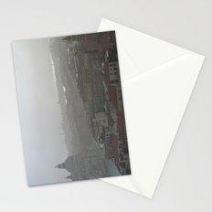 Venice sun and mist Stationery Cards