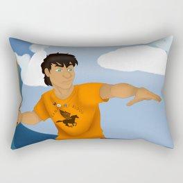 Percy Jackson Rectangular Pillow