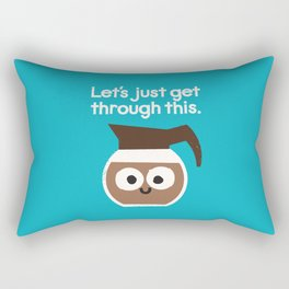 Grounds For Determination Rectangular Pillow