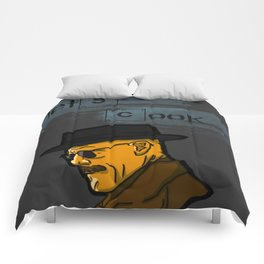Heisenberg | Lets Cook / You Are God Damn Right Comforters