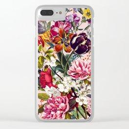 Exotic Garden - Summer Clear iPhone Case
