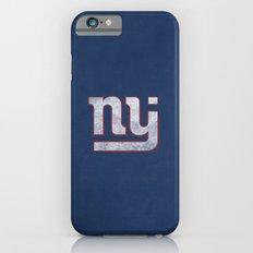 New Jersey Football Giants Slim Case iPhone 6s