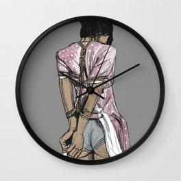 Night Rope Wall Clock
