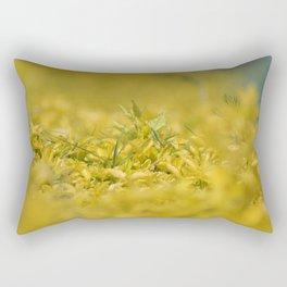 Yellow, Yellow, Super Fellow Rectangular Pillow