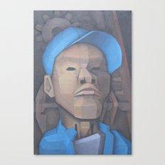 GURU Canvas Print