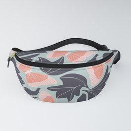 Mama Rosa Garden - Butterfly Fanny Pack