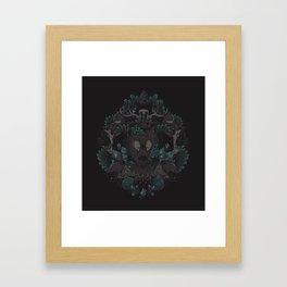 Natural Anthem Framed Art Print