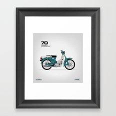 PRINT Nº038 Framed Art Print