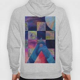 Unsymmetrical Order Hoody