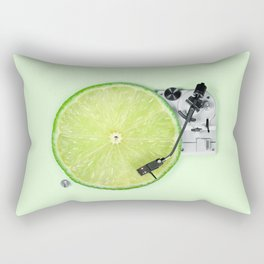 LIME DJ Rectangular Pillow