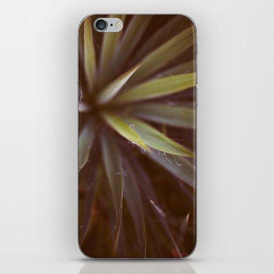 Yucca #1 iPhone & iPod Skin