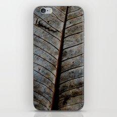 Hoja 3 iPhone & iPod Skin