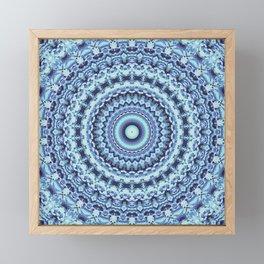 Ornate Mandala Framed Mini Art Print
