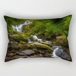 Torc waterfall - Ireland (RR 169) Rectangular Pillow