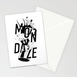 Mondaze Stationery Cards