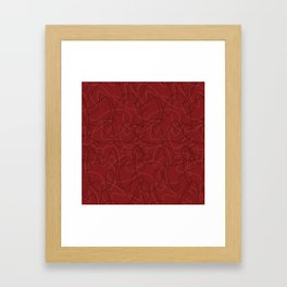 Izalco Framed Art Print