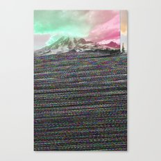 Mount Wisdom Canvas Print
