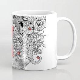 10 of Diamonds Coffee Mug
