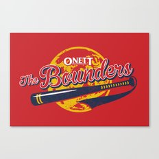 The Bounders Canvas Print