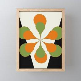 Mid-Century Art 1.4 Framed Mini Art Print