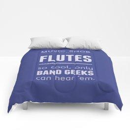 Flutes — Music Snob Tip #413 Comforters