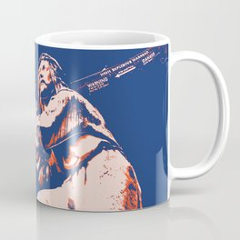 Rocket Propelled Christ - Who WOuld Jesus Blow Up Coffee Mug