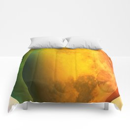 Ring Around A Moon Comforters