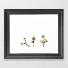 3 sisters Framed Art Print