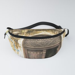Kids walking in StoneTown Zanzibar 3620 Fanny Pack