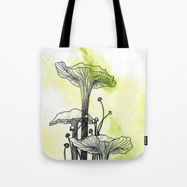 Mushrooms 2 Tote Bag
