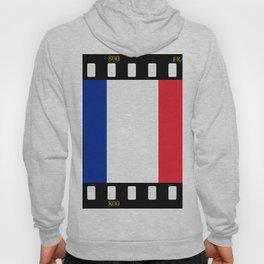 France Flag Film Hoody