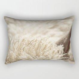 Woolly Rectangular Pillow
