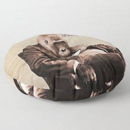 Gorilla My Dreams Floor Pillow