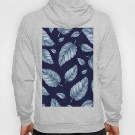 BLUE LEAVES Hoody