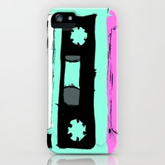 Mix Tape Slim Case iPhone (5, 5s)